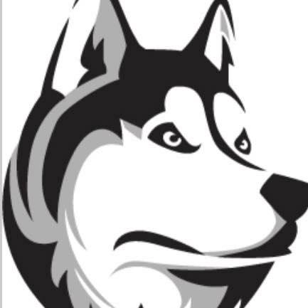 Aroostook Huskies Football Club Logo