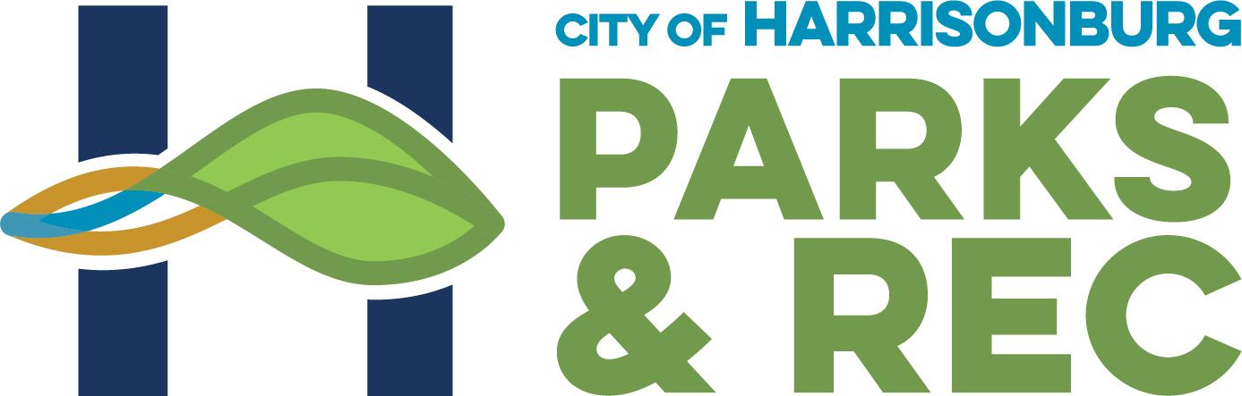 Harrisonburg Parks And Recreation Logo