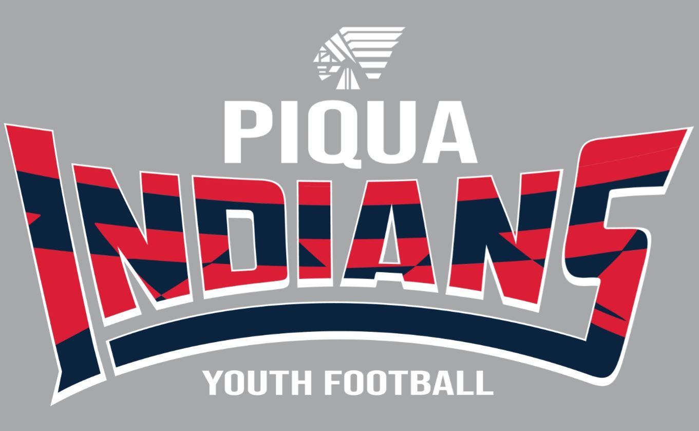Piqua Youth Football Association Logo