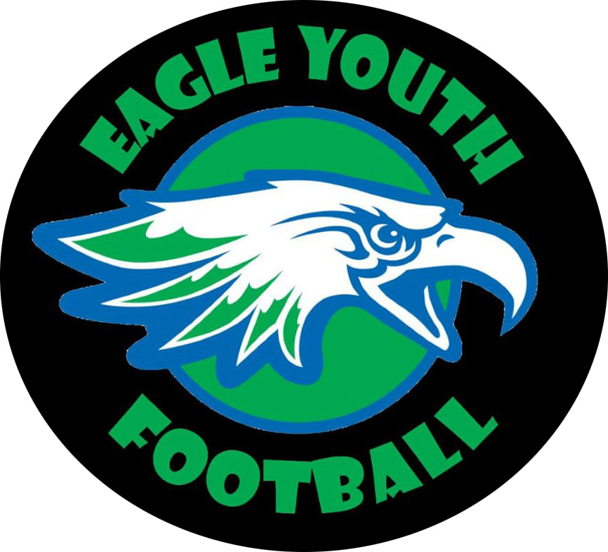 Eagle Youth Football Logo