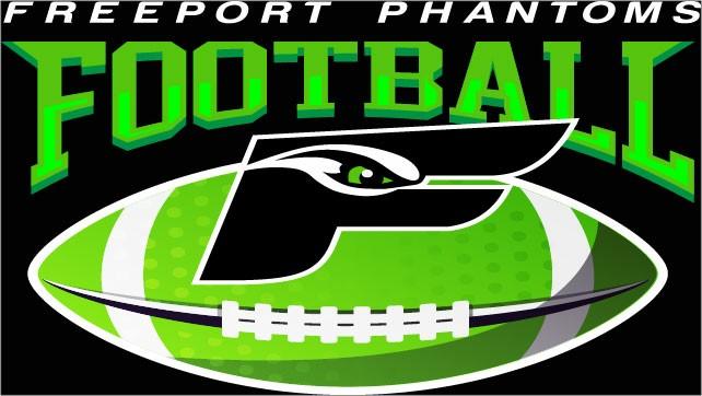 Freeport Phantoms Youth Football Logo