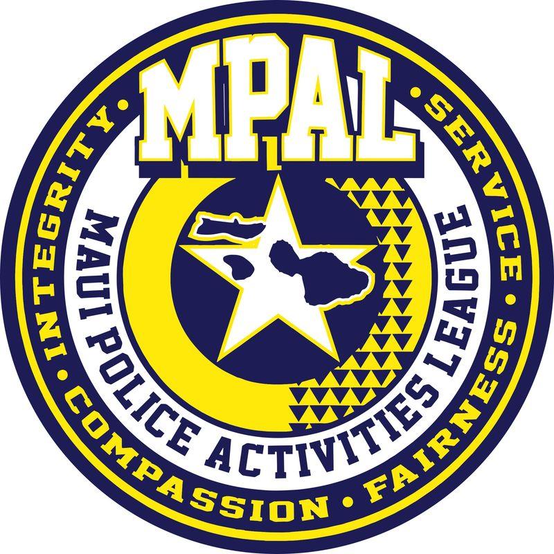Maui Police Activities League Logo