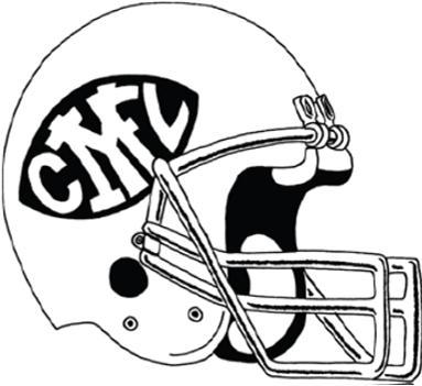 Central Illinois Youth Football League Logo