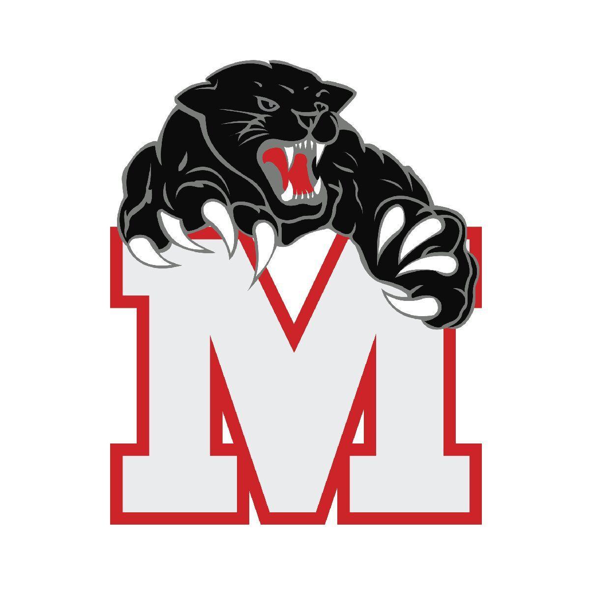 Monticello Area Football & Cheer Logo