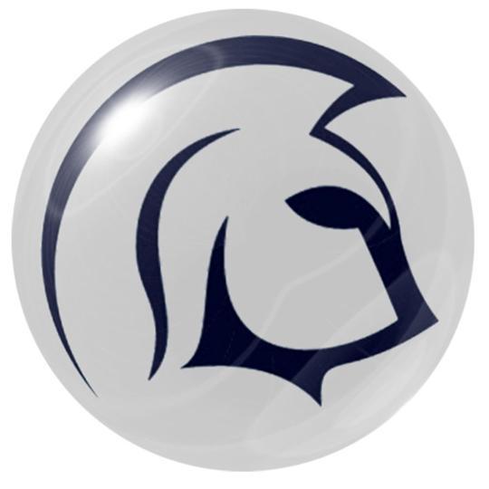 Francis Howell Central (Fhc) Junior Spartan Football Logo