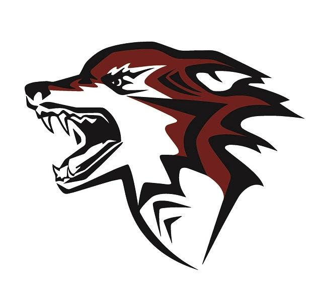 Eastlake Wolves Junior Football Association Logo