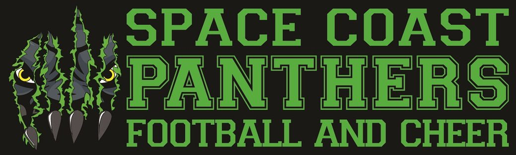 Space Coast Panthers, Inc. Logo