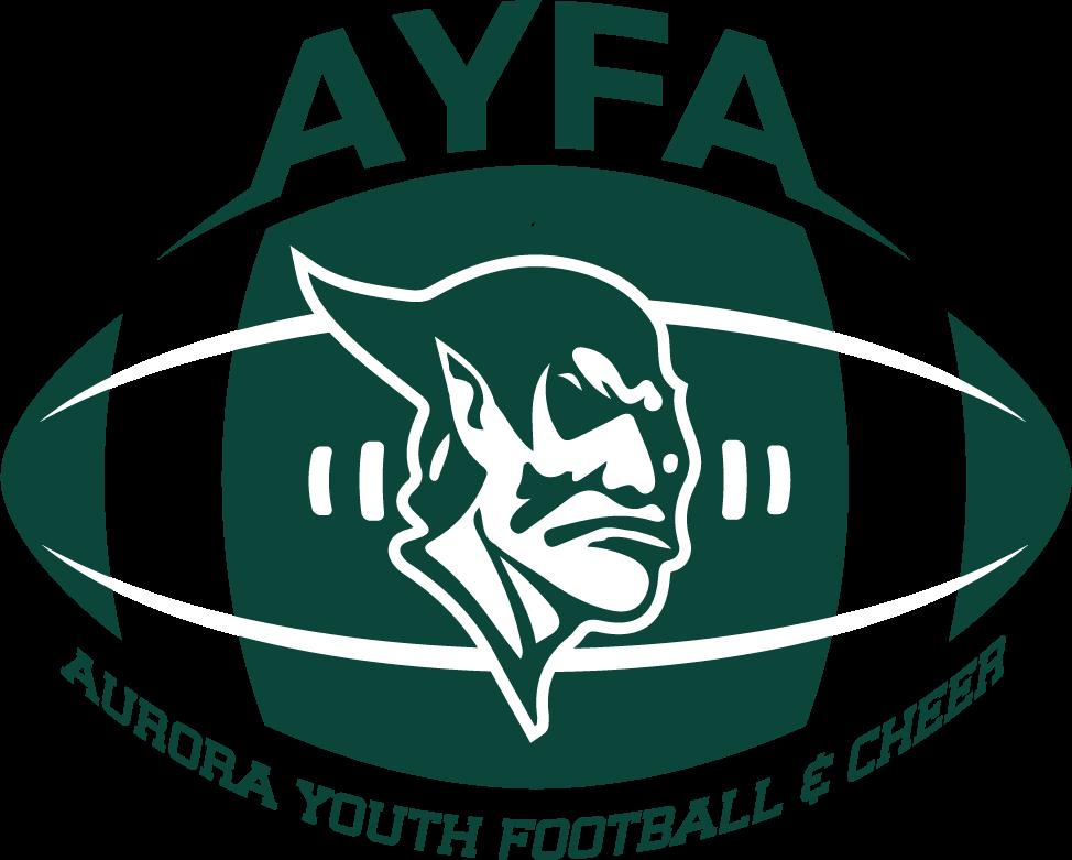 Aurora Youth Football Association Logo