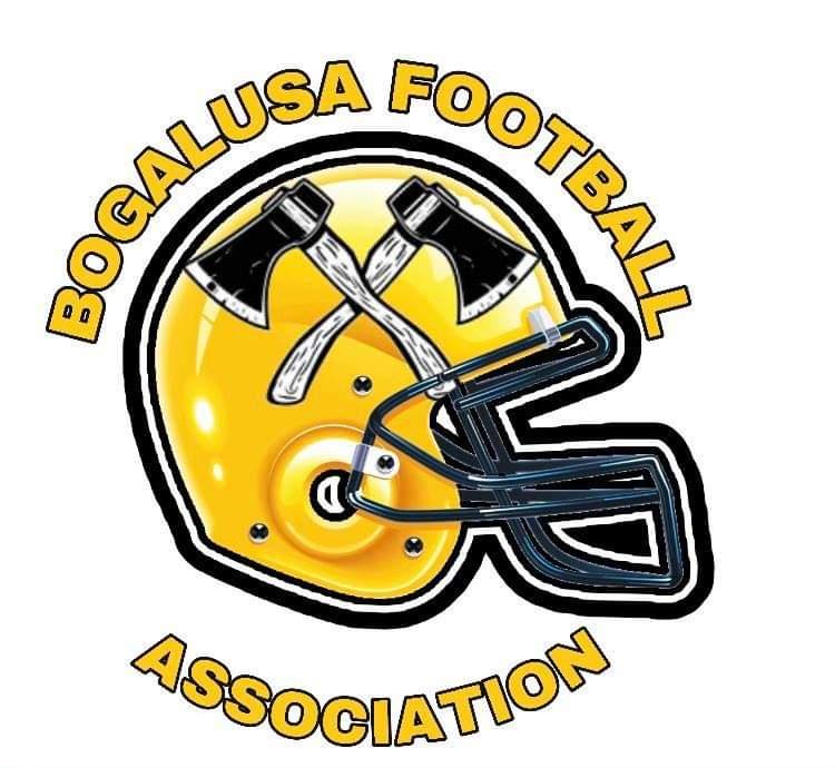 Bogalusa Football Association Logo