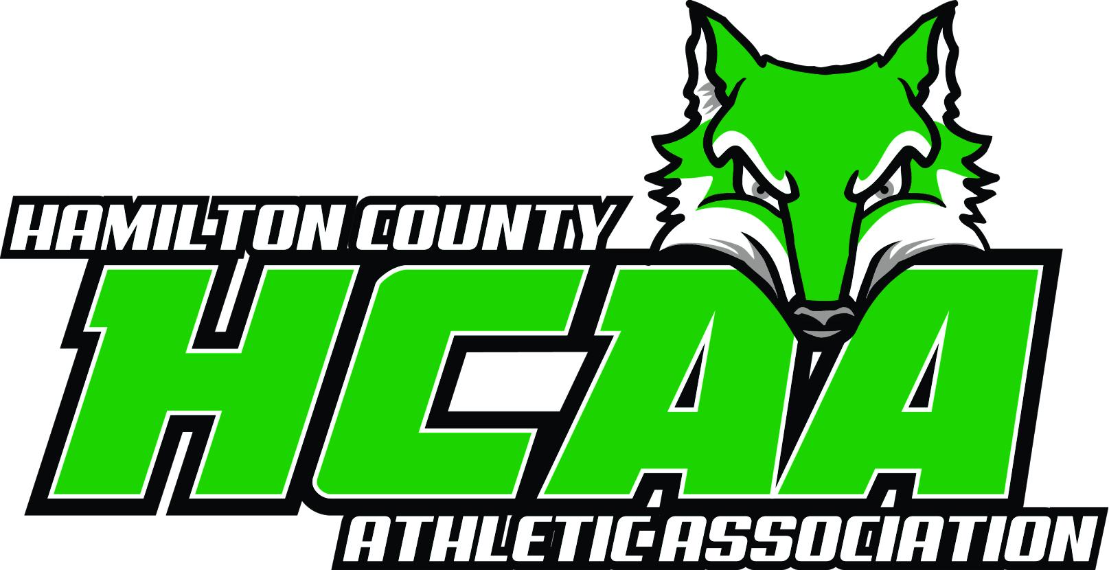 Hamilton County Athletic Association Logo
