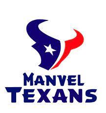 Manvel Texans Logo