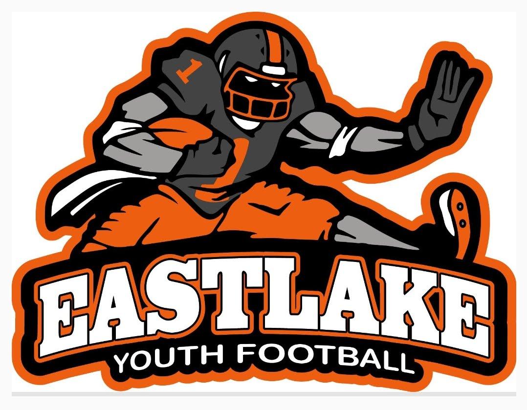 Eastlake Youth Football League (Oh) Logo