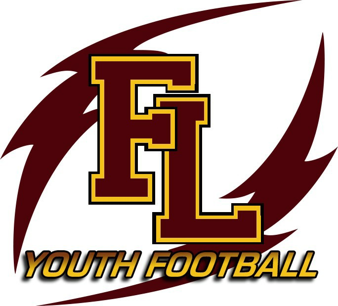 FLYFB (Forest Lake Youth Football) Logo
