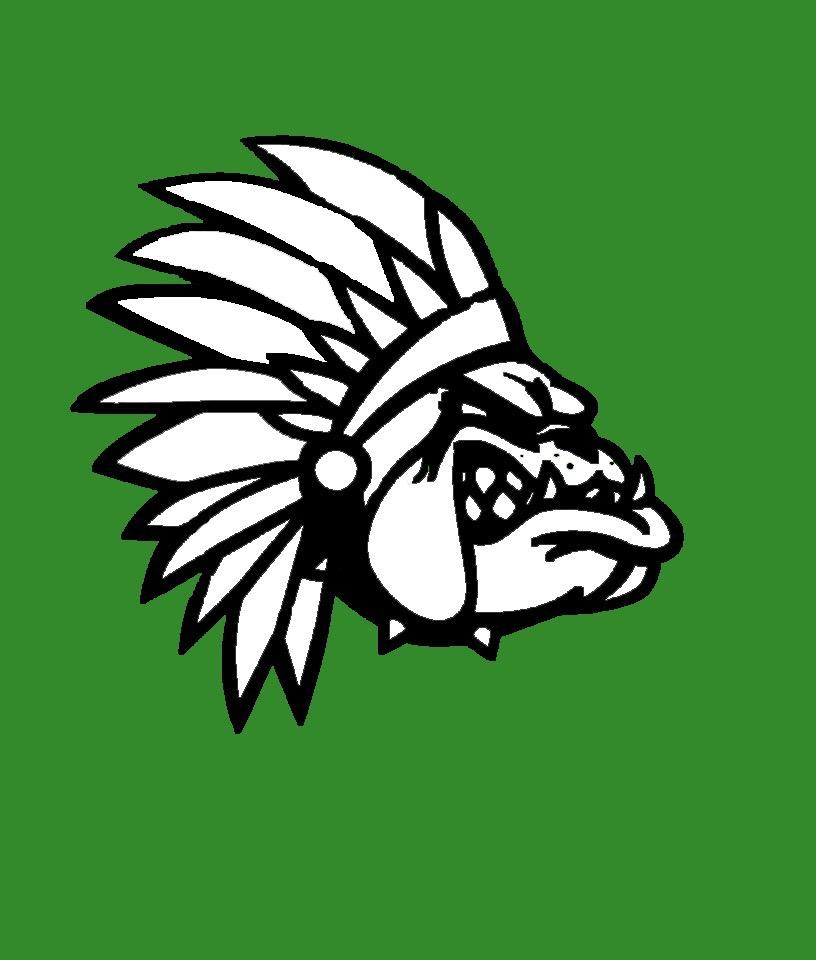 Warrior Youth Football Logo