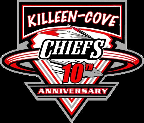 Killeen Cove Chiefs Youth Sports Association - TX AAU Logo