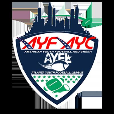 Atlanta Youth Football League (AYFL) Logo