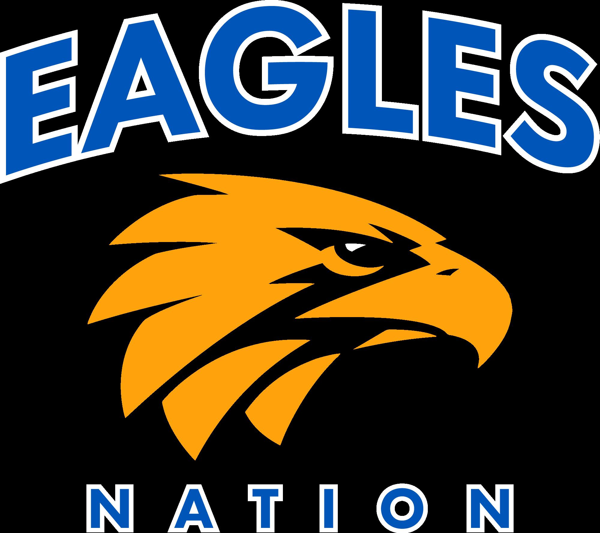 West Sanford Eagles Logo