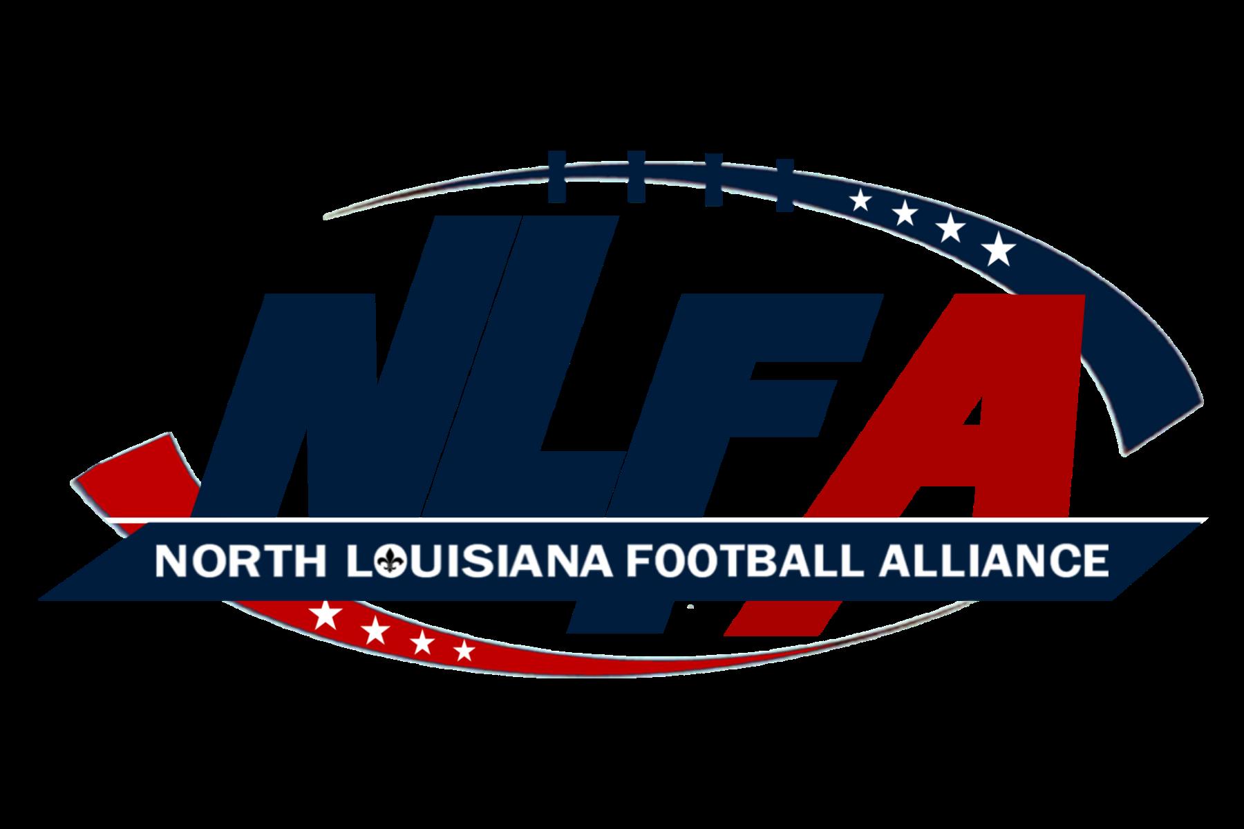 North Louisiana Football Alliance Logo