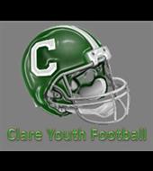 Clare Youth Football Logo